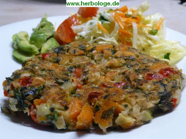 2017.6.29 Wildkräuter-Omelett vegan